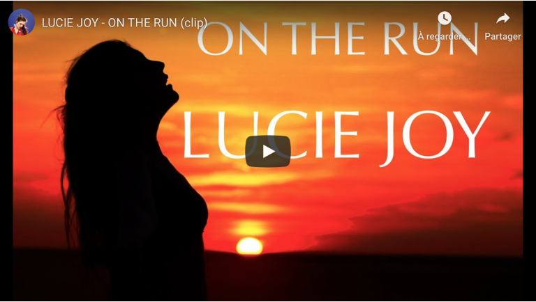 lucie joy on the run clip