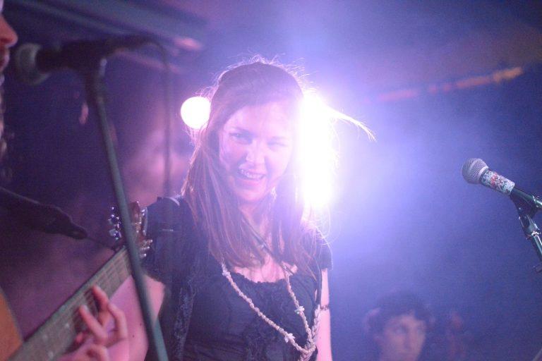 Lucie joy en concert