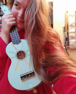 lucie joy ukulele live