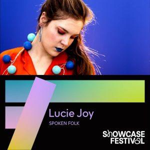 logo lucie joy showcase festival